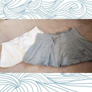 Set of 2 Abercrombie & Fitch Stretchy Skirts